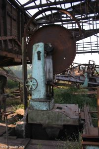 old sawmill machinery